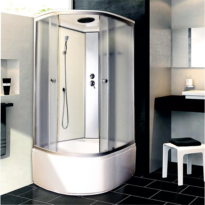 Shower cabins F 410 right