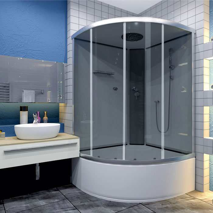 Shower cabins F 412