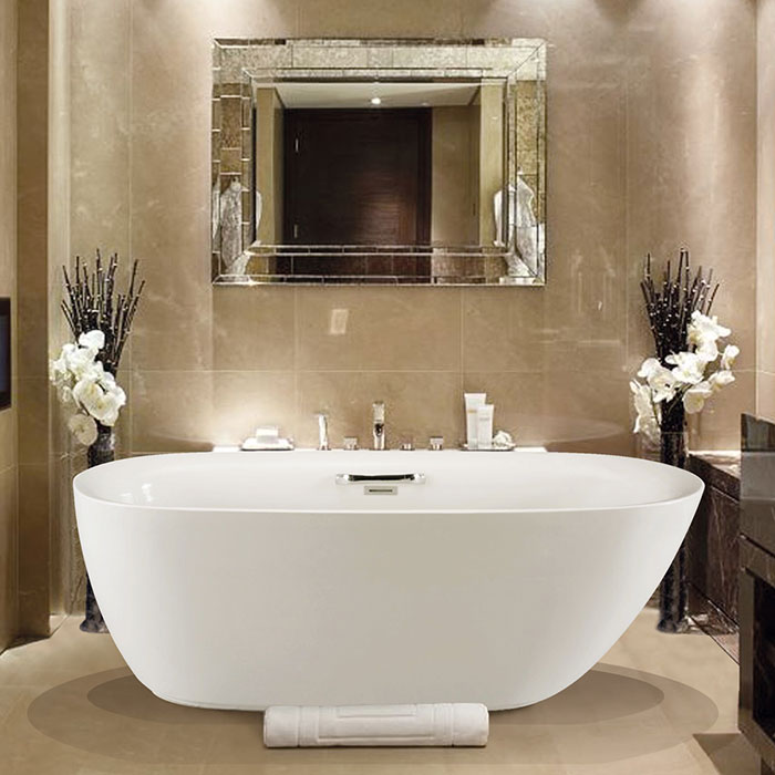 Акриловая ванна «Доната»