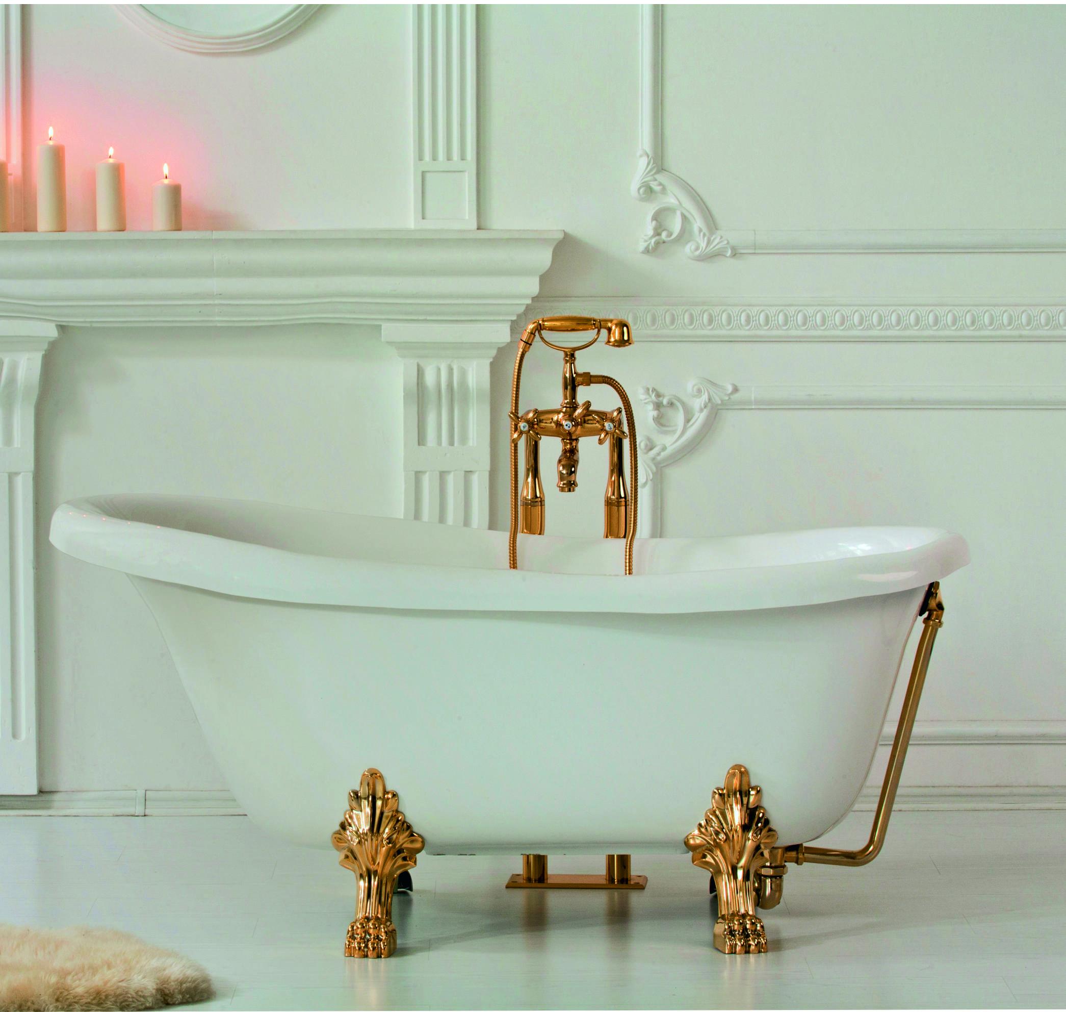 Акриловая ванна «Каприс»