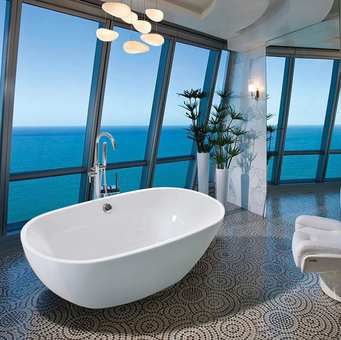 Акриловая ванна «Жасмин»
