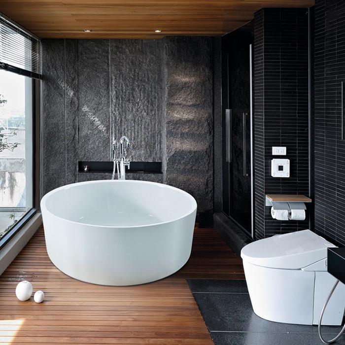 Акриловая ванна «Мелания»