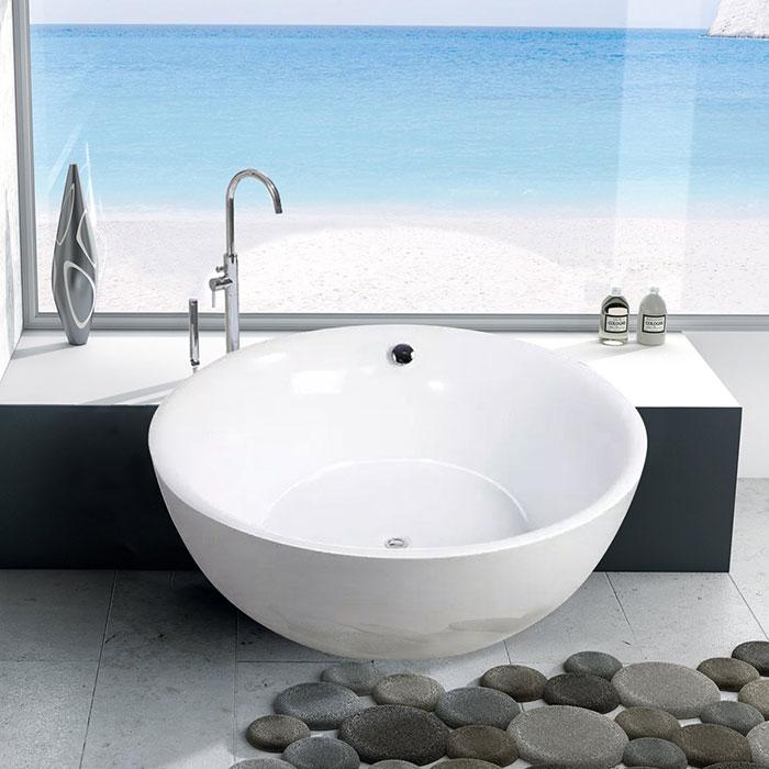 Акриловая ванна «Луиза»