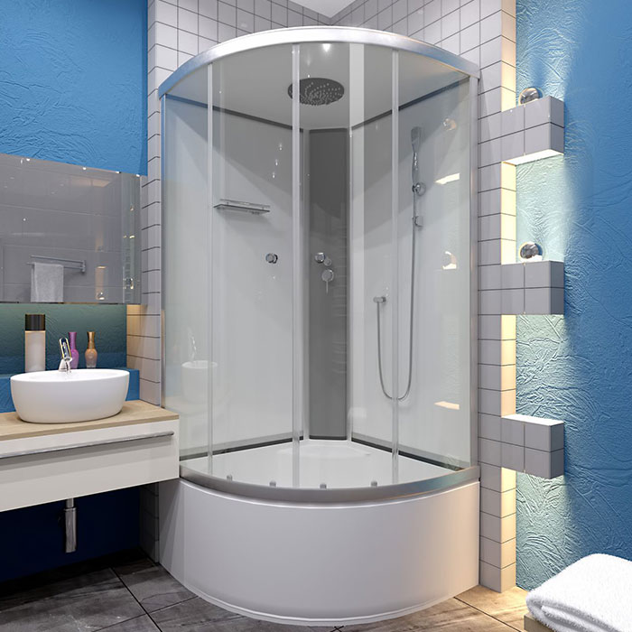 Shower cabins F 608