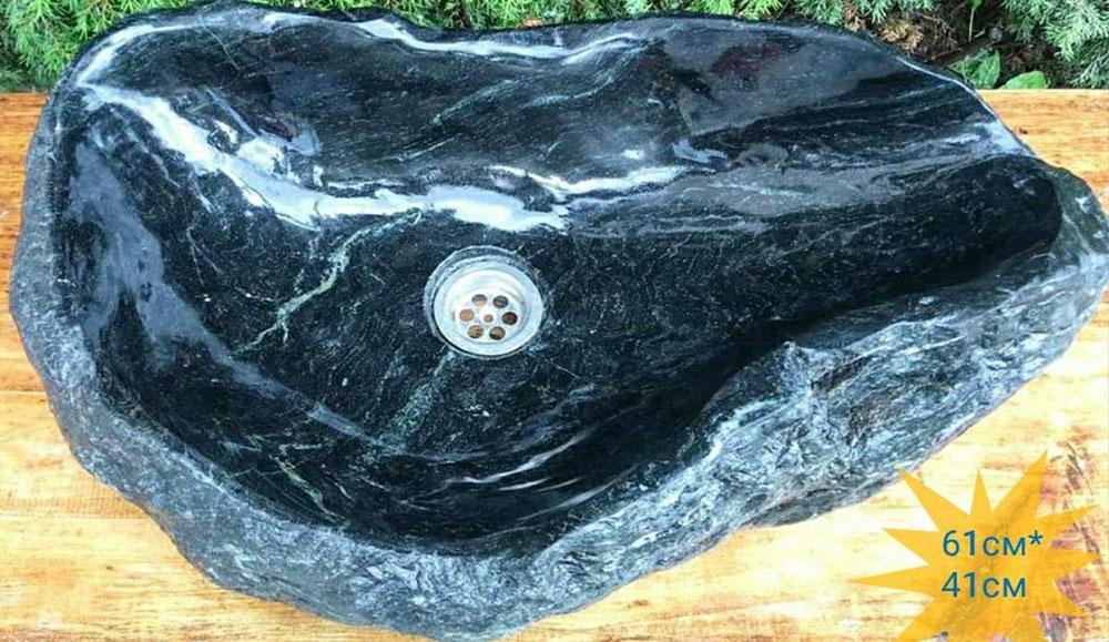 Раковина из натурального камня