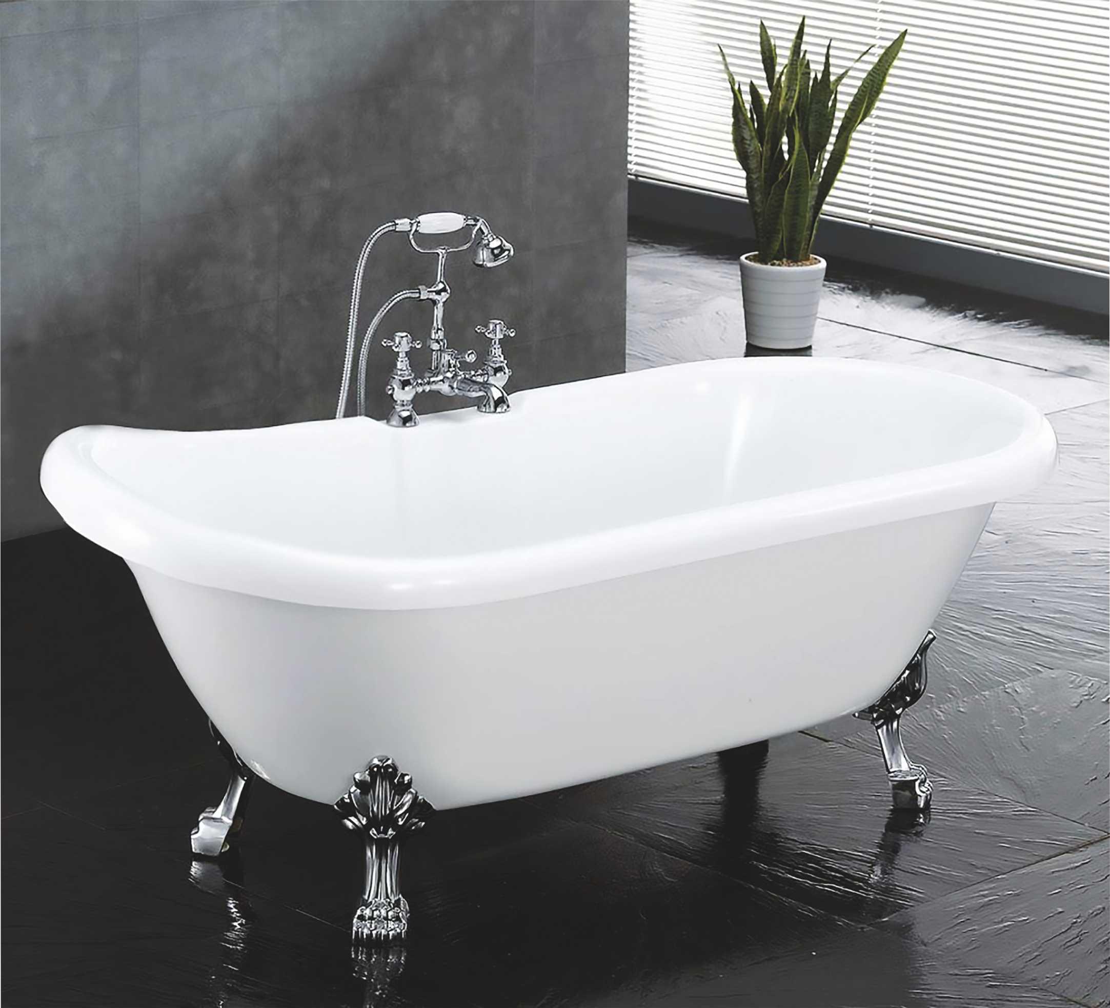 Акриловая ванна «Альбертина»