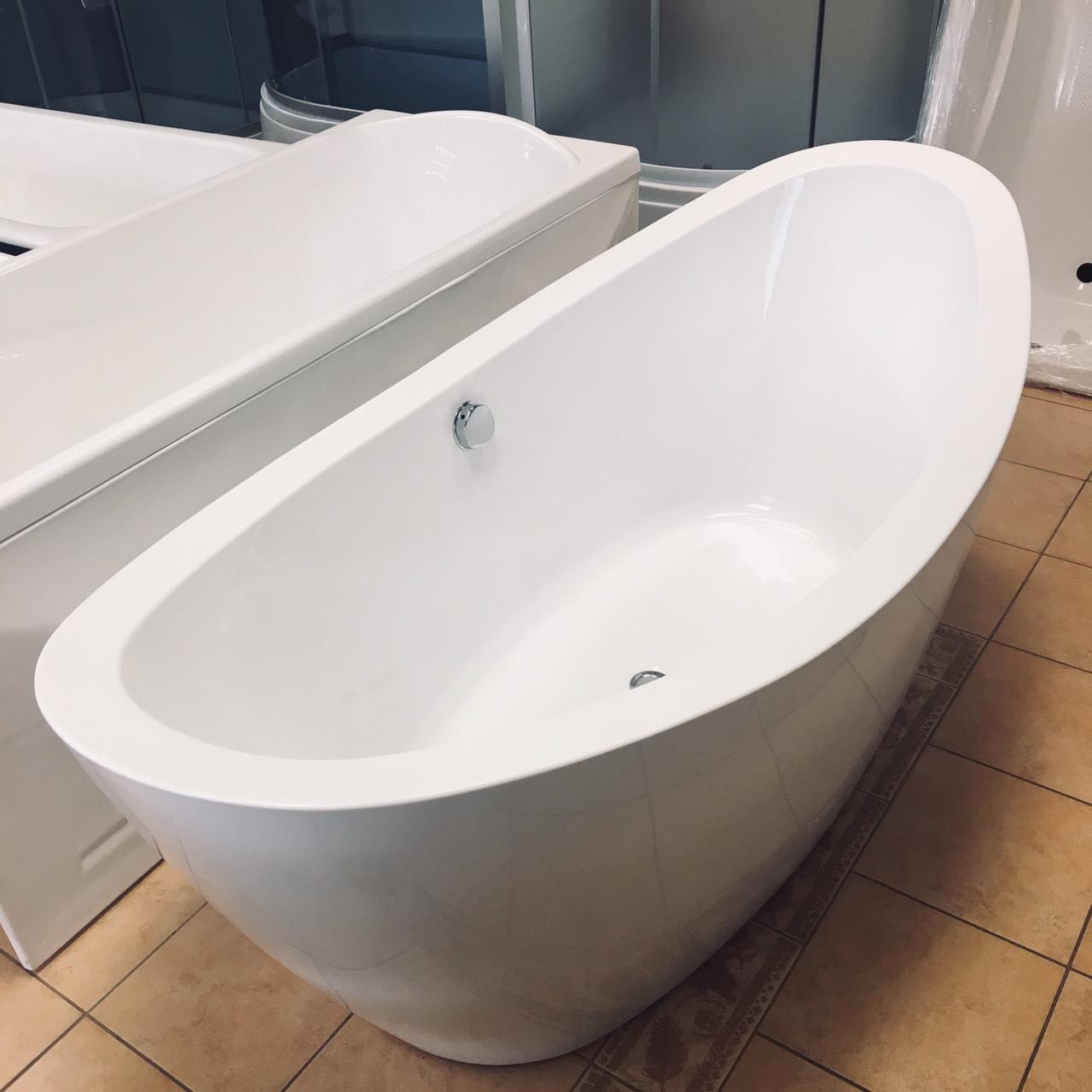 Акриловая ванна «Ева»