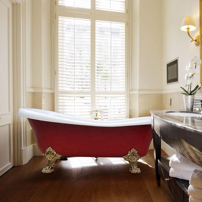 Акриловая ванна «Кармен»