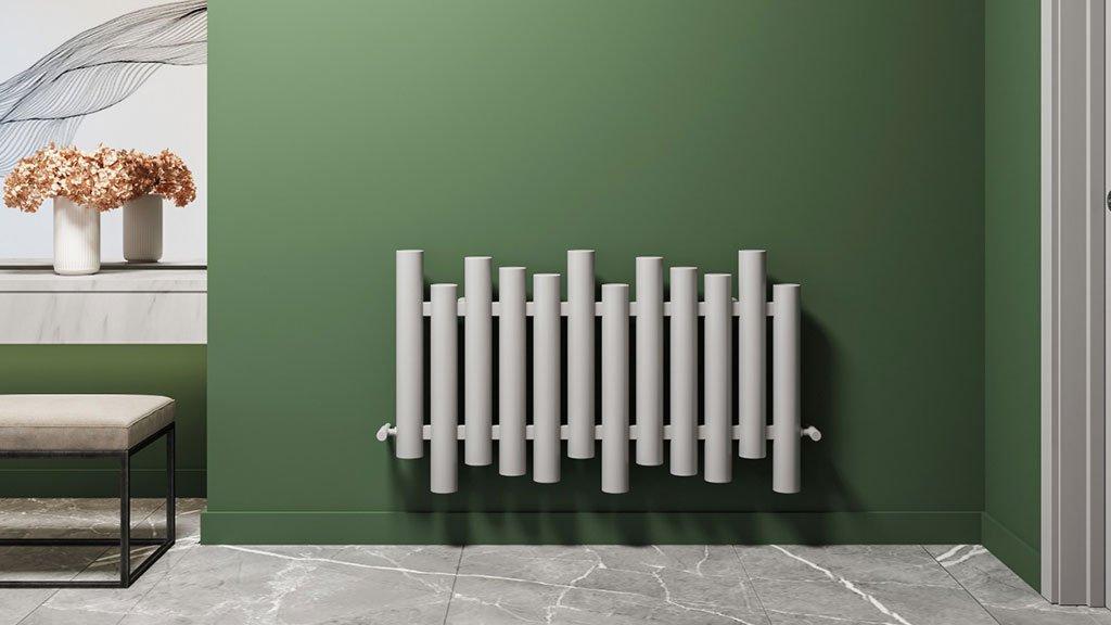 Новые модели дизайнерских радиаторов, способных не только украсить любой интерьер но и сделать его уютным!