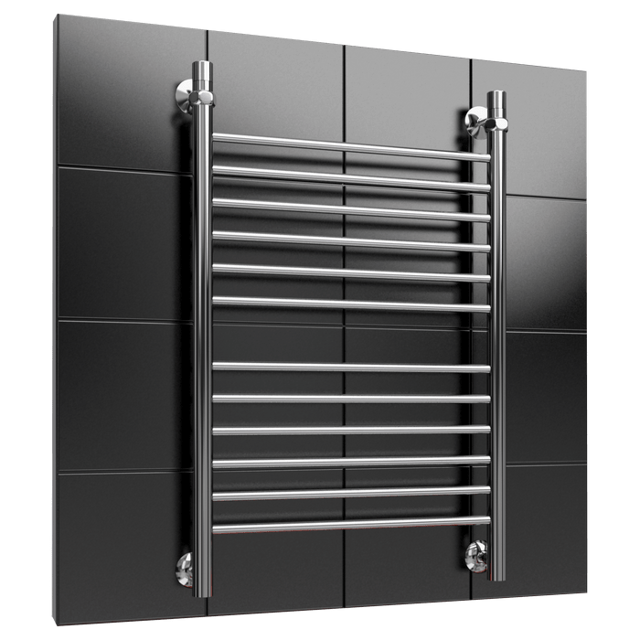 Heated towel rail L12