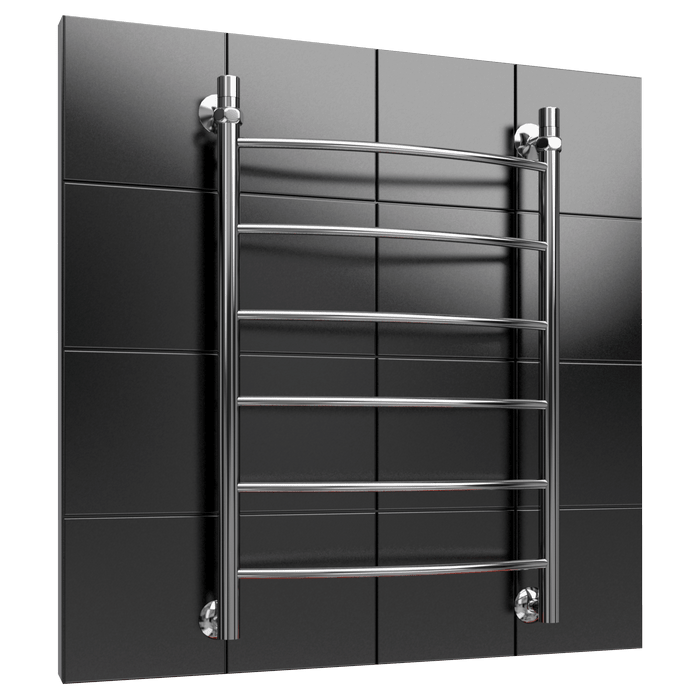 Heated towel rail L2  water