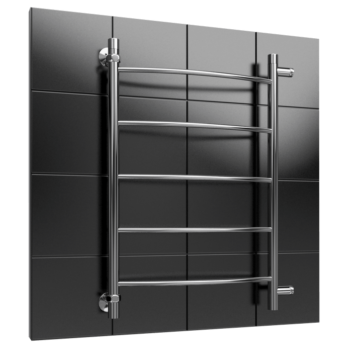 Heated towel rail L4  water