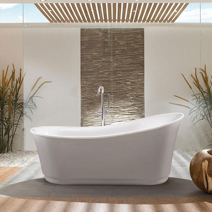 Акриловая ванна «Амалия»