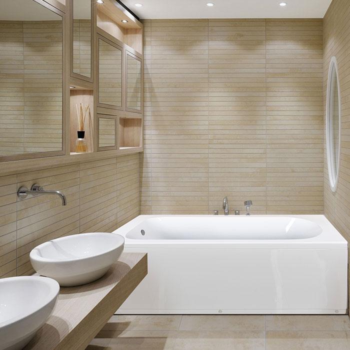 Акриловая ванна «Дениза»