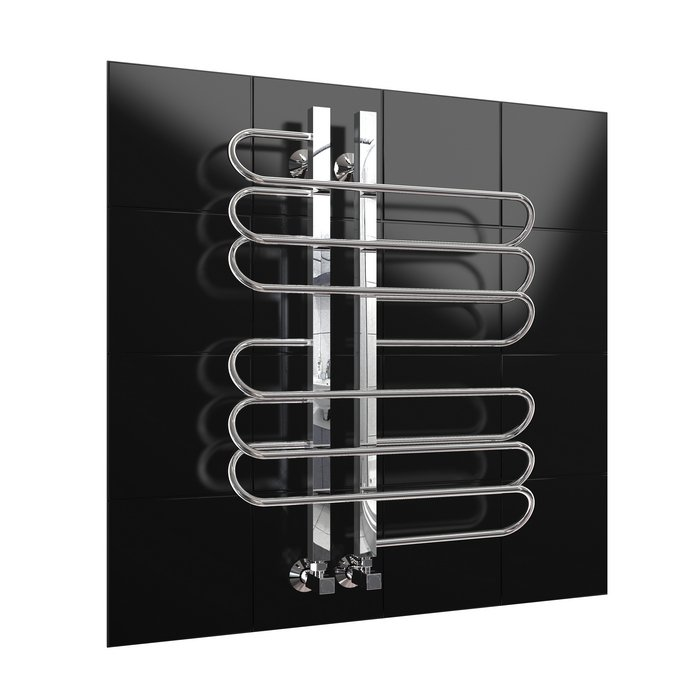 Heated towel rail L9 (KV)