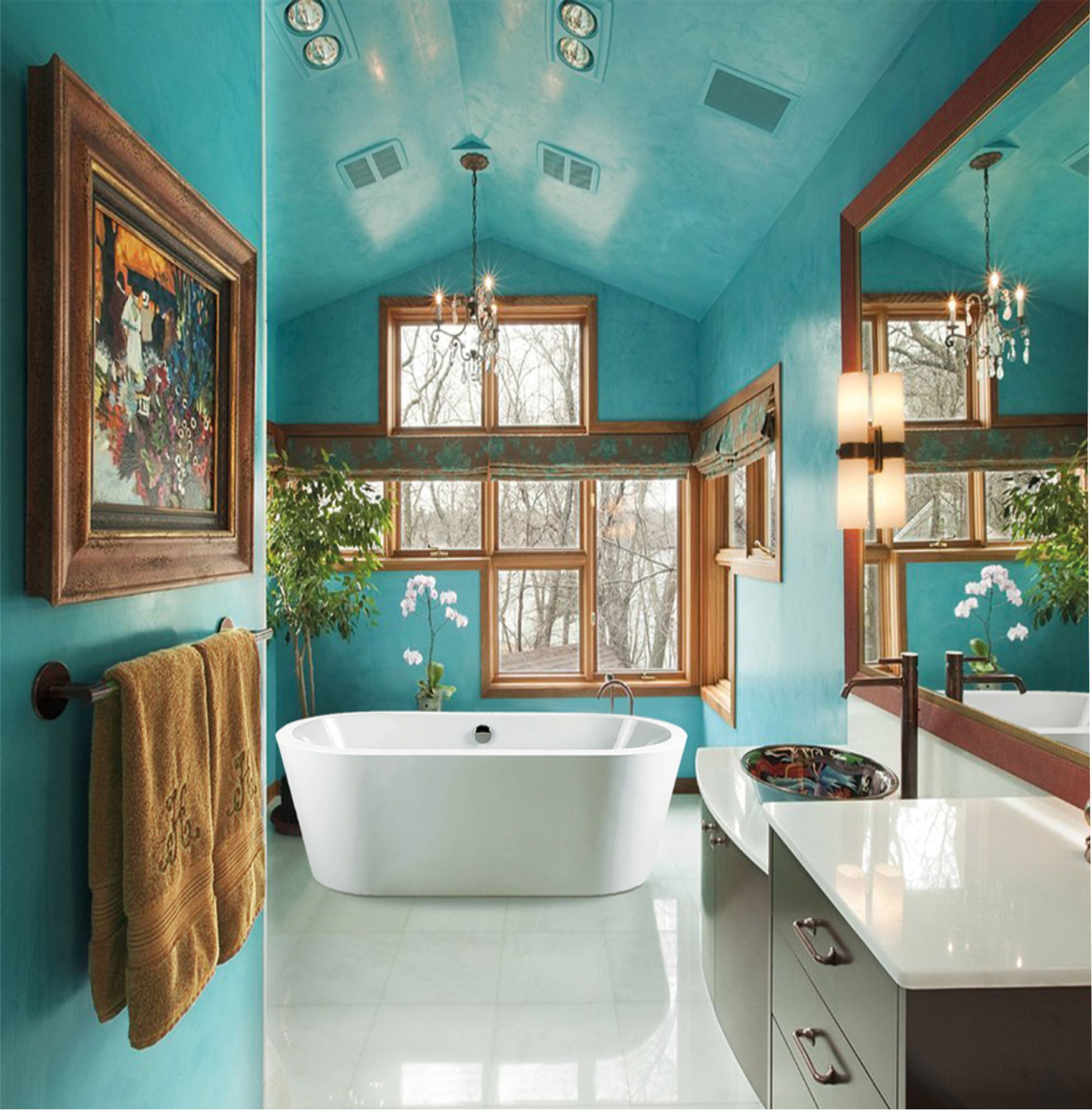 Акриловая ванна «Пиано»