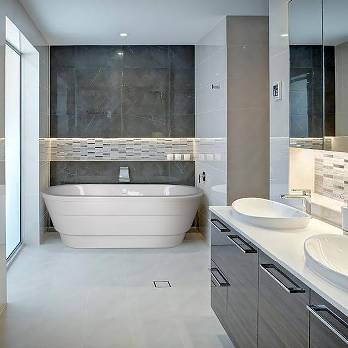 Акриловая ванна «Санта»