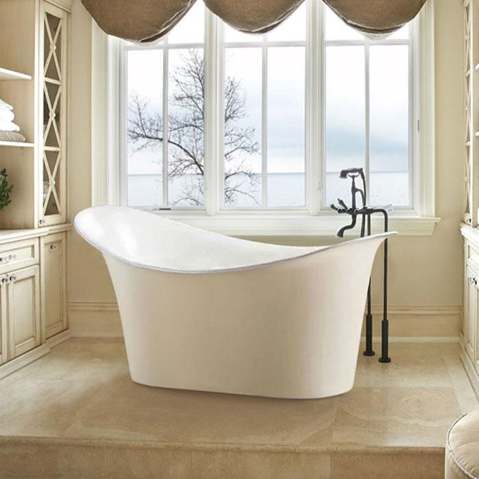 Акриловая ванна «Виктория»